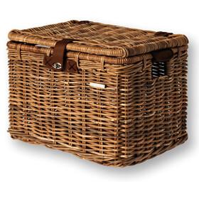 Basil Denton L Bicycle Basket, nature brown